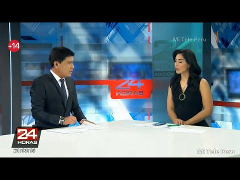 24 Horas Edicion Sabatino 14/10/17 Programa Completo HD | Sabado 14 de Octubre del 2017
