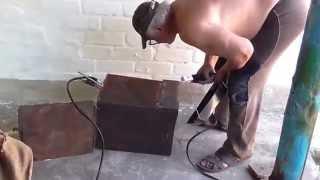 Из чего сделать коптильню. Как сделать коптильню горячего копчения(Если есть подходящие ненужные вещи, коптильню сделать легко., 2015-07-06T14:45:02.000Z)