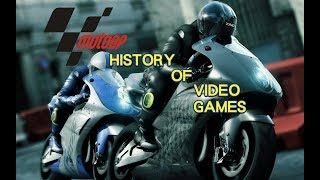 History of MotoGP (1987-2017) - Video Game History
