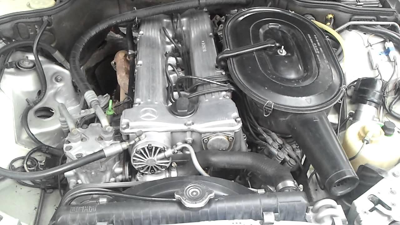 M110 Engine At Idle Youtube