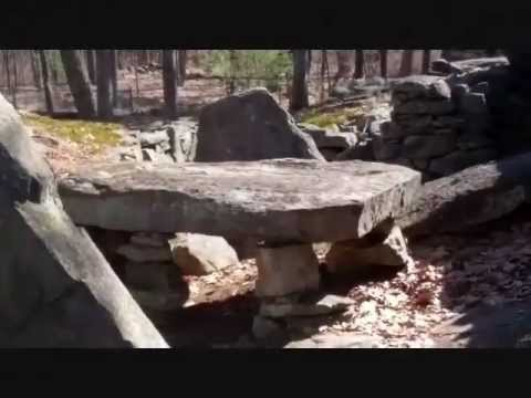 America's Stonehenge NH Mystery Story Review & Tour