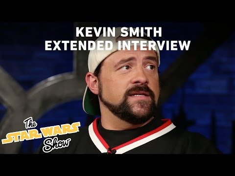 Kevin Smith on the Impact of Star Wars, Revisiting the Prequels, and More | The Star Wars Show