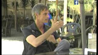 Noemí Díaz- Entrevista a Jean-Paul Strauss - 24-03-14 Por Ndias Tv