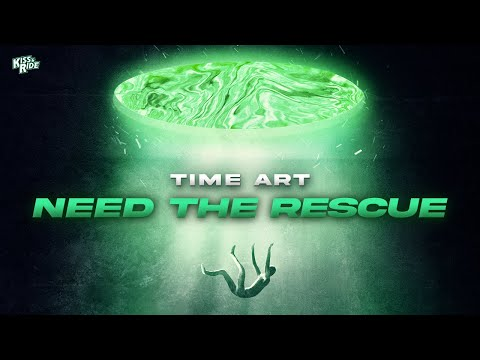 Time Art - Need The Rescue (Official Audio) | HARDSTYLE