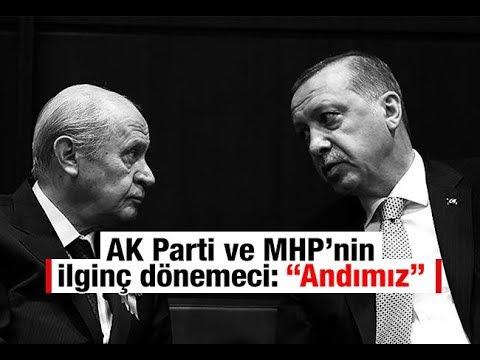 """Salih Tuna  : AK Parti ve MHP'nin ilginç dönemeci """"Andımız"""""""