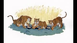 3 2  Tri tristaj tigroj