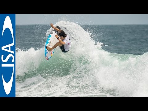 Competition Day 1 - 2016 INS ISA World Surfing Games