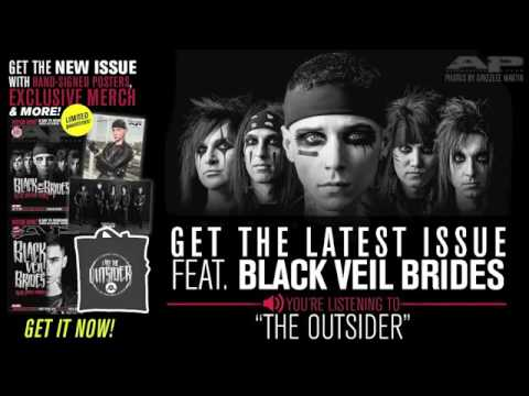 Black Veil Brides - The Outsider (New Song 2017)