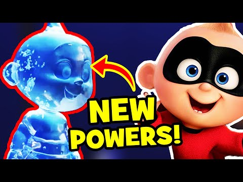 Incredibles 2 DELETED SCENES + NEW Jack-Jack Powers Revealed