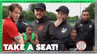 DT FC VS SNARESBROOK FC | GRASSROOTS FOOTBALL |