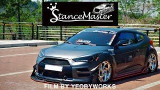 YEOBYWORKS X InSIDE TV Veloster Turbo Jamstar with Stance Master