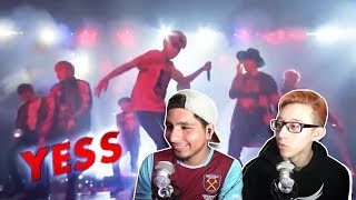 Video GUYS REACT TO BTS 'DOPE' LIVE (HYYH) download MP3, 3GP, MP4, WEBM, AVI, FLV Agustus 2018