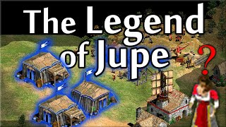 The Legend of Jupe!