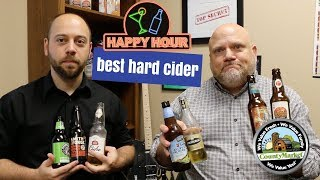 What's the Best Tasting Hard Apple Cider? Top Rankings