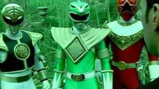 POWER RNGERS DINO THUNDER