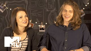 Finding Carter | Accent Challenge | MTV