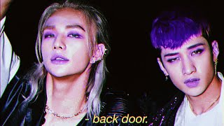 Back Door - Stray Kids (slowed + reverb + bass boosted)