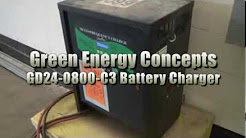 Green Energy Concepts Battery Charger on GovLiquidation.com