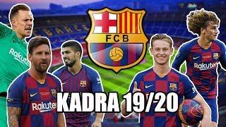 Czy NEYMAR jest POTRZEBNY?!   FC BARCELONA   Przegląd Kadry 2019/20