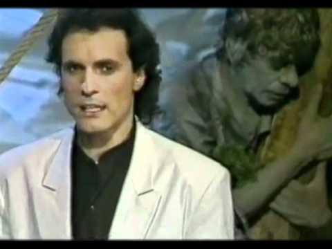 PETER SCHILLING - TERRA TITANIC (HQ) (VIDEOCLIP) 1984