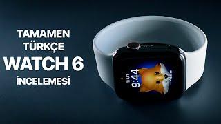 Apple Watch 6 Daha İyisi Yok Ama Zamana İhtiyacı Var.