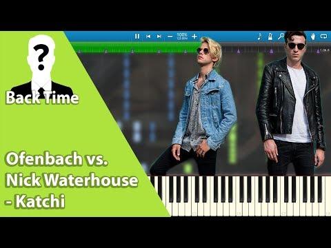 Ofenbach vs. Nick Waterhouse - Katchi (Piano Cover) + Sheets