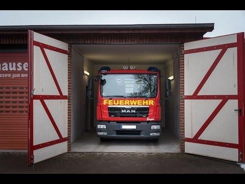 Feuerwehr Neuhausen, neues Einsatzfahrzeug