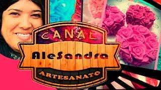 01#  Sabonete Artesanal  - Florido (Provence) [Nível Fácil] lembrancinha