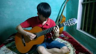 [Mười BK] Forever and one guitar solo