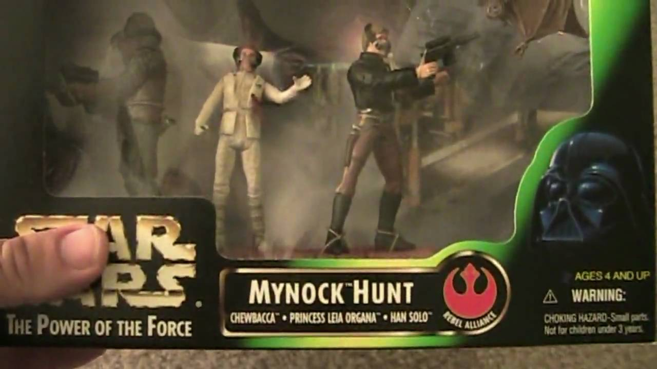 Star Wars Collection 2 Power of the Force Action Figure