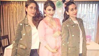 Pregnant Soha Ali Khan