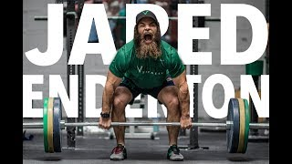 Jared Enderton is a 2x CrossFit CrossFit Regionals athlete, a forme...
