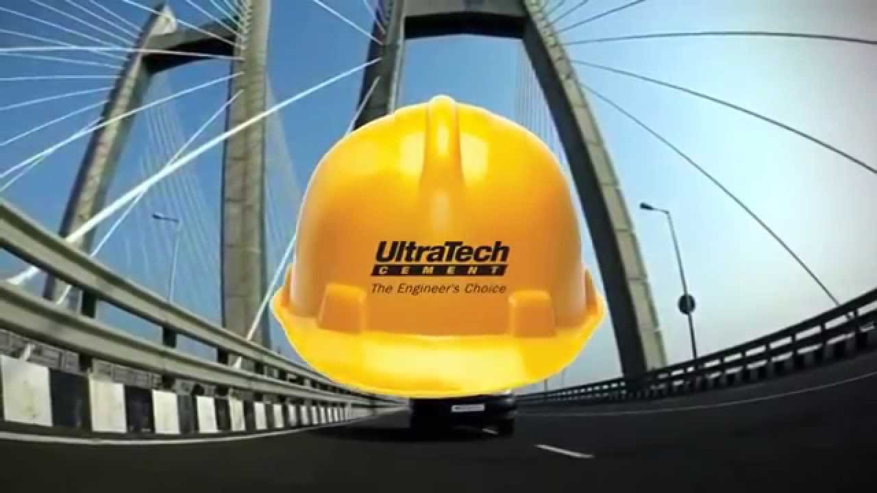 Ultratech Cement Variety : Ultratech cement india superbrand youtube
