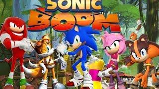 sonic boom plush adventures ep 1 eggman s invasion