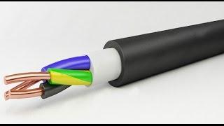 видео Кабель ВВГНГ LS - технические характеристики