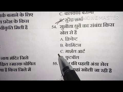 M.P CURRENT AFFAIRS 100 MCQ WITH EXPLATIONS( Right Academy)