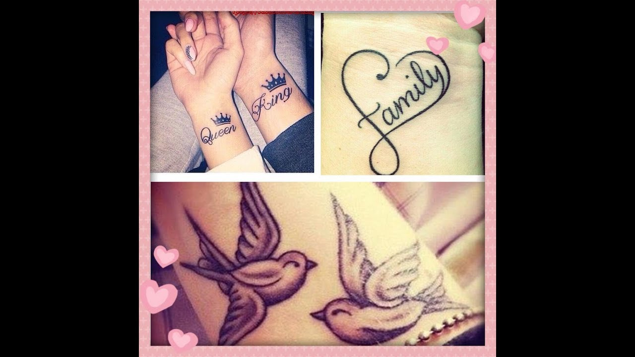 Unique tattoo designs for girls and women hands   YouTube