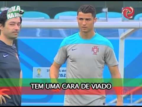 98 Futebol Clube - Paródia - Cristiano Ronaldo (CR7)