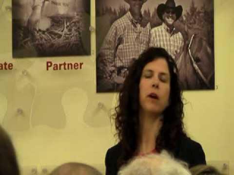 Kathleen Bryson at Humboldt County Democratic Cent...