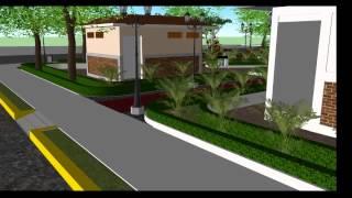 Remodelacion del Parque de Somotillo