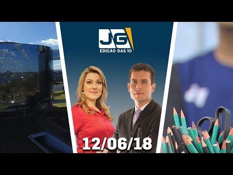 Jornal da Gazeta - Edição das 10 - 12/06/2018