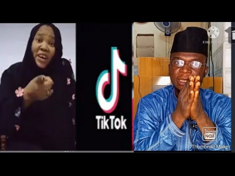 Download Wata Sabuwa Kalli Abunda Ya Faru Tsakanin malam da Yan TikTok Iko se Allah...