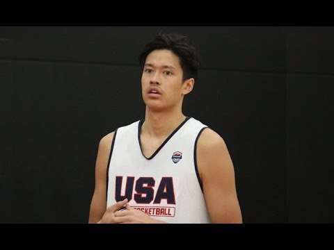 Filipino American Kamaka Hepa to Play for U.S.A. U18? | News Report