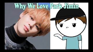 Video This is Why We Love Park Jimin! download MP3, 3GP, MP4, WEBM, AVI, FLV Oktober 2017