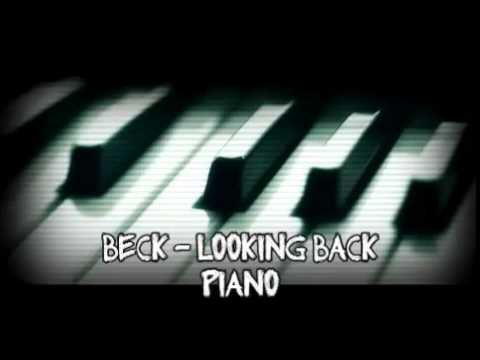 Beck - Looking Back (Piano) | AB