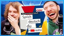 SPRICH DEUTSCH du H****SOHN! - Reddit Review