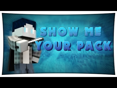 #9 SHOW ME YOUR PACK