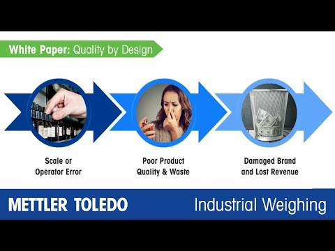 How to Improve Formulation Quality - METTLER TOLEDO Industrial