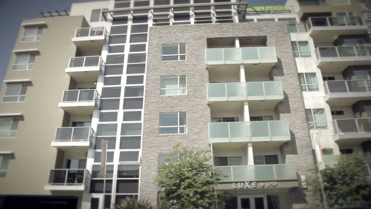 West Los Angeles Luxury Apartments for Rent  NMS 1759 Near UCLA  YouTube