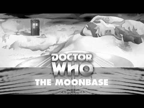 Doctor Who: Landing on the Moon - The Moonbase